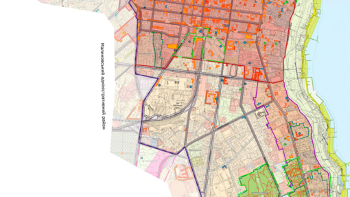 ARCH F6 cultural heritage map